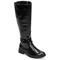 Shoes Women High boots Chattawak ALABAMA Black