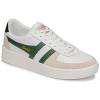 Shoes Men Low top trainers Gola GRANDSLAM CLASSIC White / Green