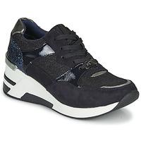 Shoes Women Low top trainers Tom Tailor 92610-BLEU Blue