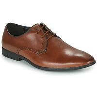 Shoes Men Derby Shoes Clarks BAMPTON PARK Camel