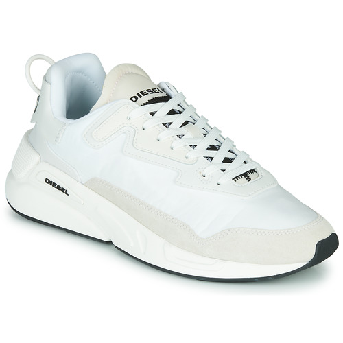 Shoes Men Low top trainers Diesel S-SERENDIPITY LC White