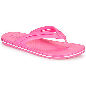 Shoes Women Flip flops Crocs CROCBAND FLIP W Pink