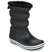 Shoes Women Snow boots Crocs CROCBAND BOOT W Black