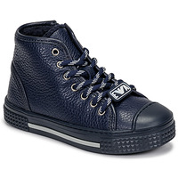 Shoes Children Hi top trainers Emporio Armani  Marine
