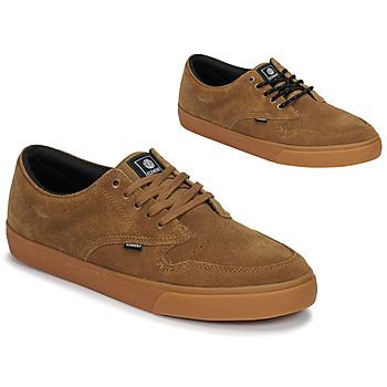 Shoes Men Low top trainers Element TOPAZ C3 Beige
