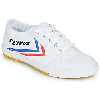 Shoes Low top trainers Feiyue FE LO 1920 White / Blue / Red