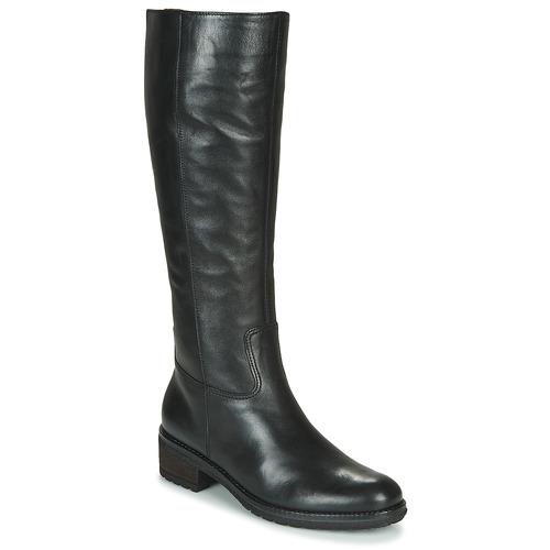 Shoes Women High boots Gabor 5161527 Black