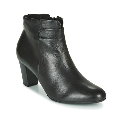 Shoes Women Ankle boots Gabor 5296157 Black
