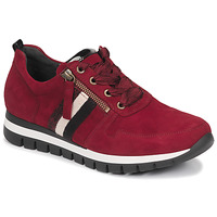 Shoes Women Low top trainers Gabor 5643538 Red