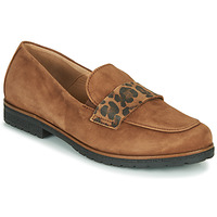 Shoes Women Loafers Gabor  Camel
