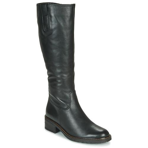 Shoes Women High boots Gabor 5609757 Black