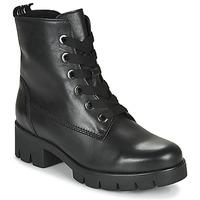 Shoes Women Ankle boots Gabor 5171137 Black