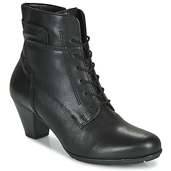 Vintage Boots, Retro Boots Gabor  5564427  womens Low Ankle Boots in Black £105.00 AT vintagedancer.com