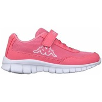 Shoes Girl Low top trainers Kappa Follow K Red