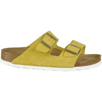 Shoes Women Mules Birkenstock Arizona Honey