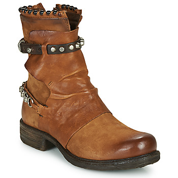 Shoes Women Mid boots Airstep / A.S.98 SAINT 14 Brown