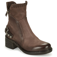 Shoes Women Mid boots Airstep / A.S.98 NOVA 17 Brown