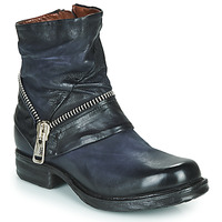 Shoes Women Mid boots Airstep / A.S.98 SAINT EC ZIP NEW Blue