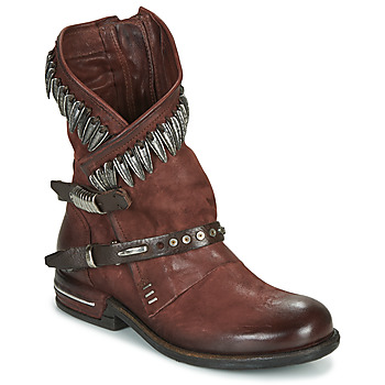 Shoes Women Mid boots Airstep / A.S.98 TIAL FOGLIE Brown