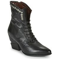 Shoes Women Ankle boots Airstep / A.S.98 TINGET LACE Black