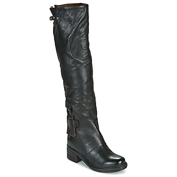 Shoes Women High boots Airstep / A.S.98 NOVA 17 HIGH Black