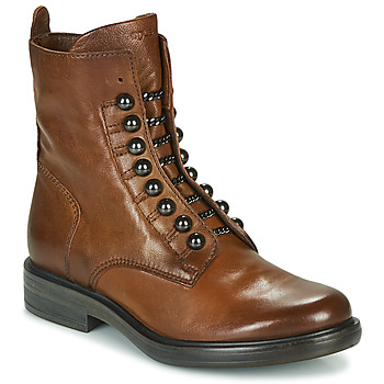Shoes Women Mid boots Mjus CAFE STYLE Camel