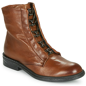 Shoes Women Mid boots Mjus PALLY Brown