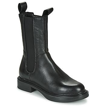 Shoes Women Mid boots Mjus MORGANA CHELS Black