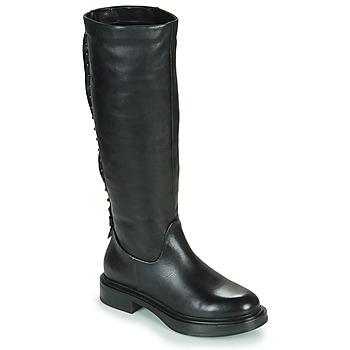 Shoes Women High boots Mjus MORGANA HIGH Black