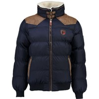 Clothing Boy Duffel coats Geographical Norway ABRAMOVITCH BOY Marine