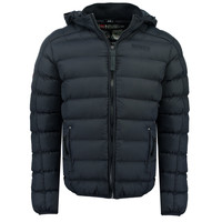 Clothing Boy Duffel coats Geographical Norway BOMBE BOY Marine