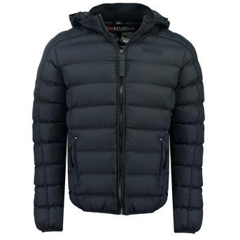 Clothing Boy Duffel coats Geographical Norway BOMBE BOY Marine