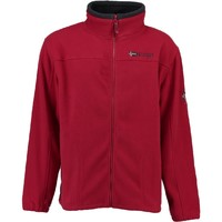 Clothing Boy Fleeces Geographical Norway TAMAZONIE BOY Red