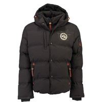 Clothing Boy Duffel coats Geographical Norway VERVEINE BOY Grey