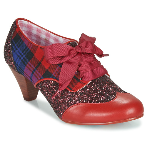 Shoes Women Heels Irregular Choice END OF STORY Red / Blue