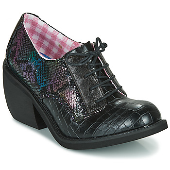Shoes Women Derby Shoes Irregular Choice TIPPLE Black