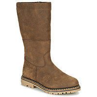 Shoes Women High boots Meindl ABTENAU LADY Brown