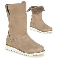 Shoes Women High boots Meindl ZERMATT LADY GTX Beige