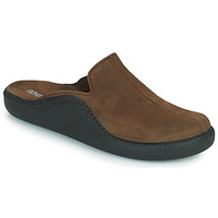 Shoes Men Slippers Romika Westland MONACO 202 Brown