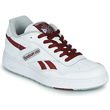 Shoes Low top trainers Reebok Classic BB 4000 White / Bordeaux