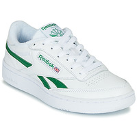 Shoes Low top trainers Reebok Classic CLUB C REVENGE MU White / Green