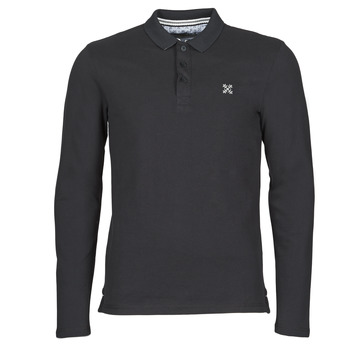 Clothing Men Long-sleeved polo shirts Oxbow M2NIROS Black