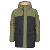 Clothing Men Parkas Oxbow M2JONKA Green / Black