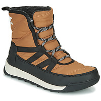 Shoes Women Mid boots Sorel WHITNEY II SHORT LACE Brown
