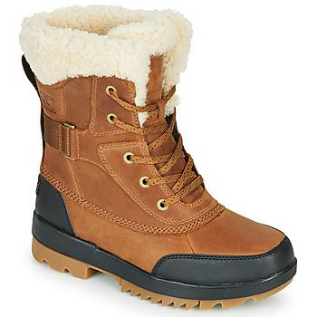 Shoes Women Snow boots Sorel TORINO II PARC BOOT Brown