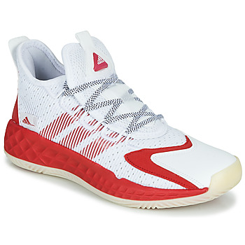 Shoes Basketball shoes adidas Performance COLL3CTIV3 2020 LOW White / Red