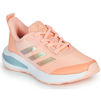 Shoes Girl Low top trainers adidas Performance FORTARUN  K Pink