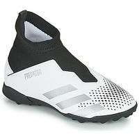 Shoes Children Football shoes adidas Performance PREDATOR 20.3 LL TF White
