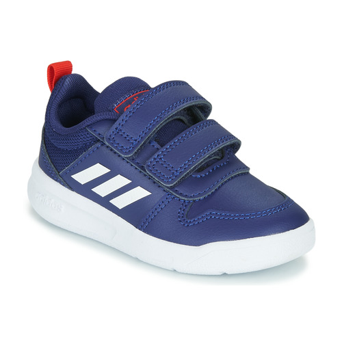 Shoes Children Low top trainers adidas Performance TENSAUR I Blue / White