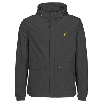 Clothing Men Parkas Lyle & Scott JK1310V Black